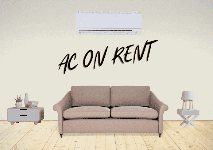 ac on rent in Gurgaon